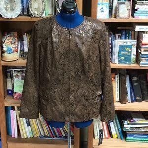 CLOSEOUT SALE Elementz SZ L Dressy Jacket H